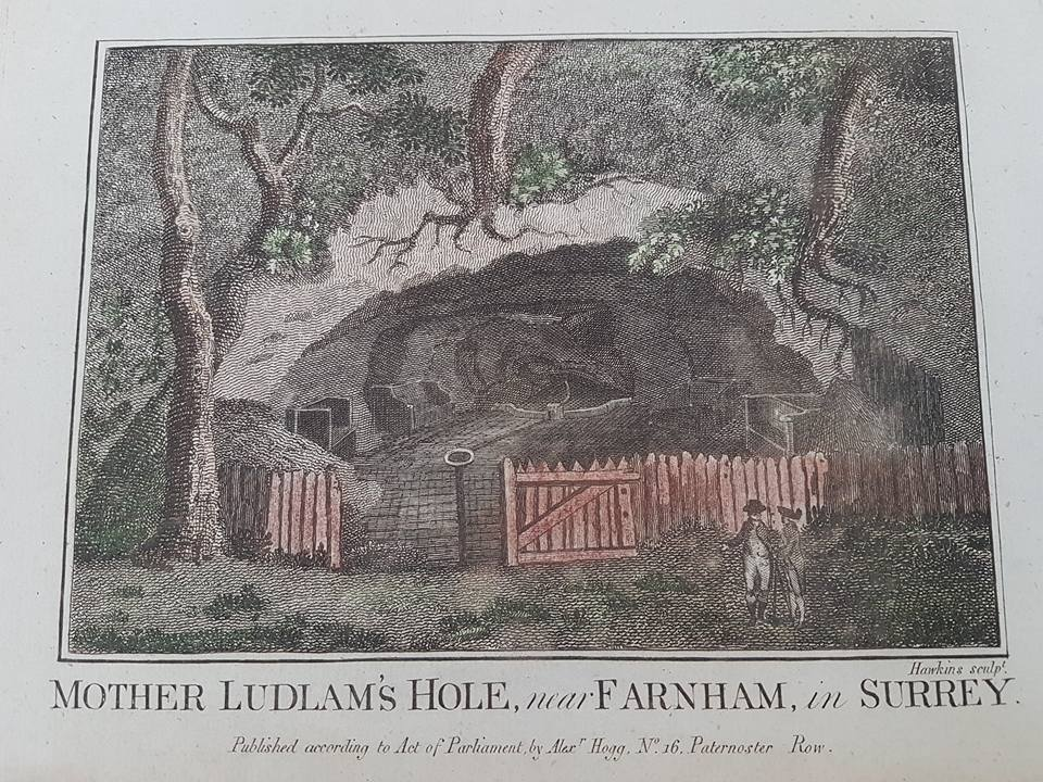 Mother ludlams cave