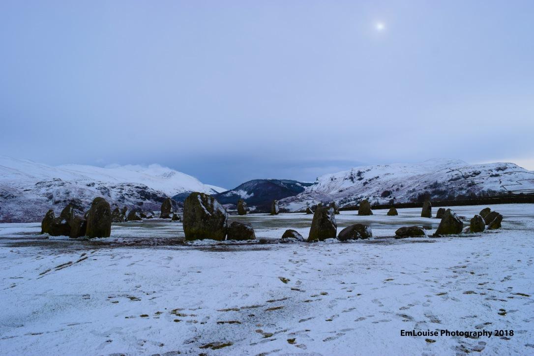Castleriggstones Snowey 1