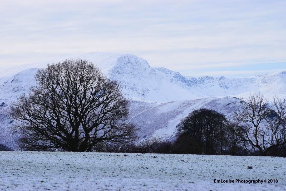 Snowey Mountains 1